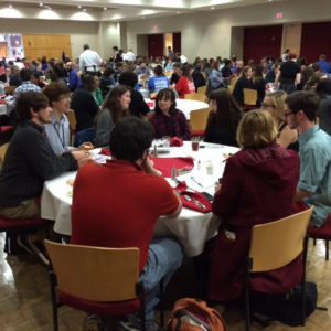 The onsite awards luncheon was held in the Student Union at Austin Peay State University on Feb. 20.